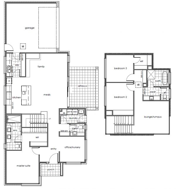 Arabella Display Home Floorplan