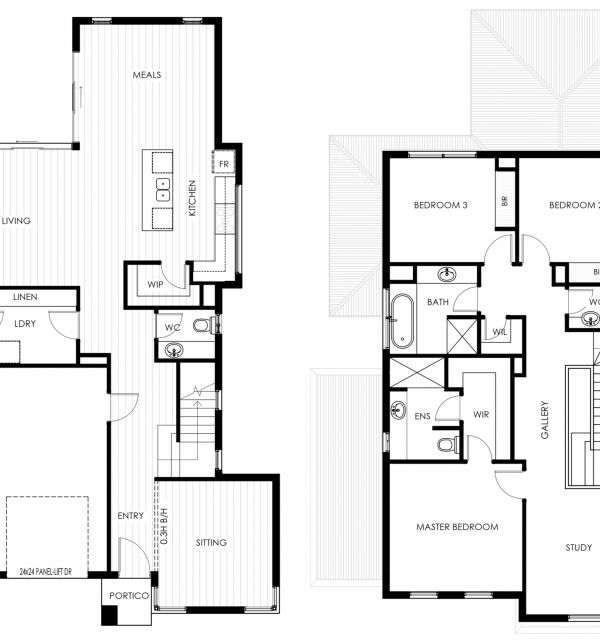 Jarvis Display Home Floorplan